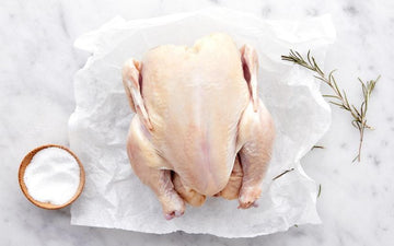 Cornish game hen, frozen, 1 pc