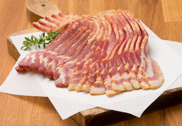 Bacon, thick classic cut, 3 lb