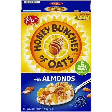 Honey bunches of oats, 14.5 oz