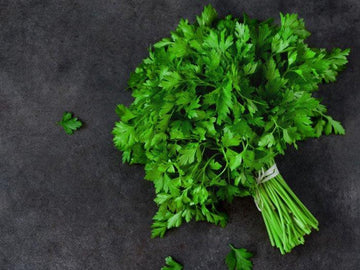 Curled parsley, 1 bundle