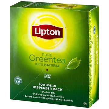 Lipton green tea, 100 count