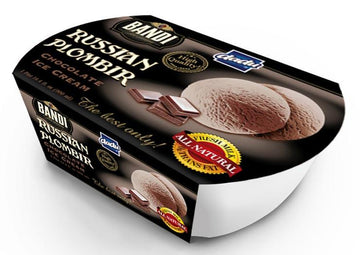 Ice cream, chocolate, 900gr
