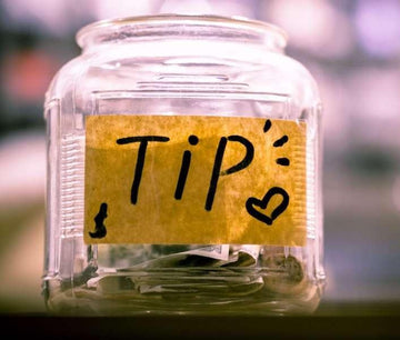 Thank your for your tip! $1, choose your amount