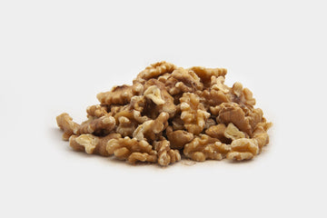 Walnuts, halves and pieces, 1lb