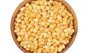 Yellow peas,