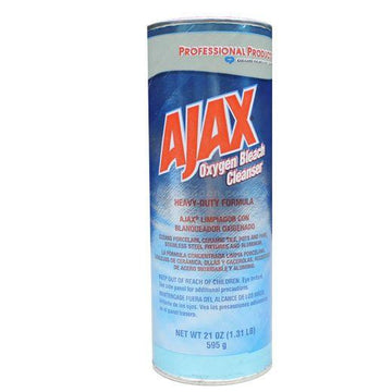 Ajax oxygen bleach, 21 oz