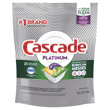 Cascade Platinum, 21 count