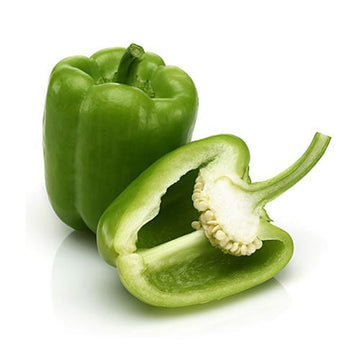 Green bell pepper, 1pc