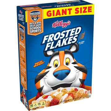 Frosted Flakes double pack, 3 lb