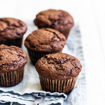Chocolate muffin, 150 gr