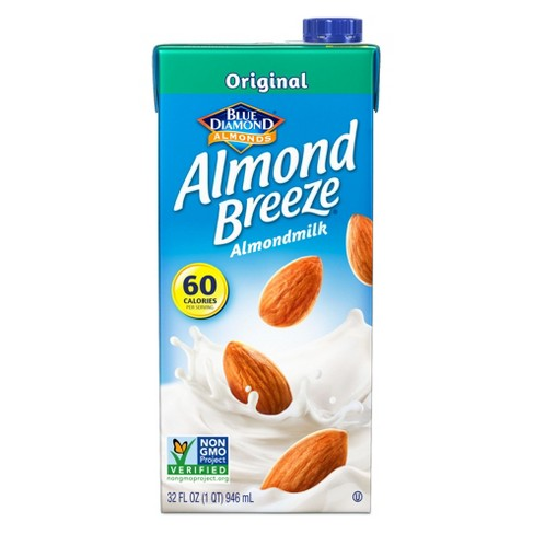 Almond milk Breeze, 1 QT