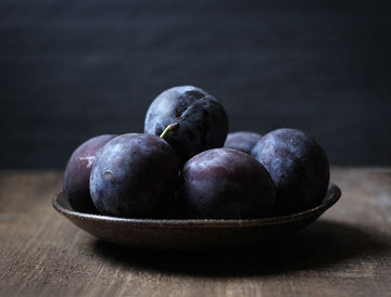 Sweet Black Plums, 1pc