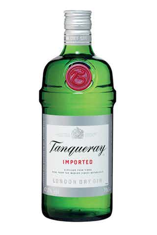Tanqueray London Dry Gin, 750 ml Bottle