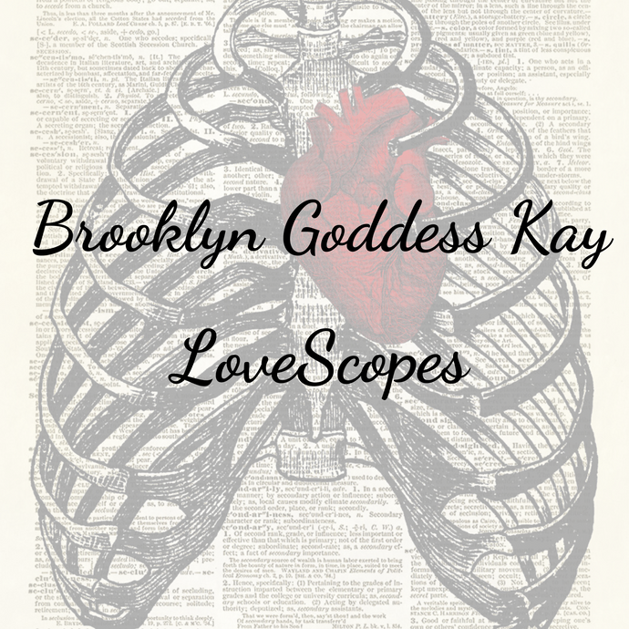 Brooklyn Goddess Kay's LoveScope : Venus Retrograde Edition