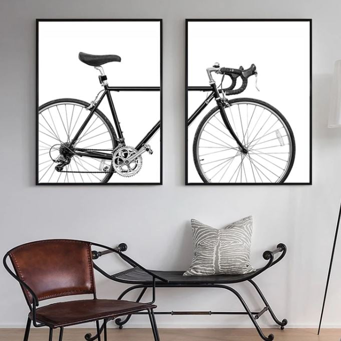 Bicycle Wall Art Prints
