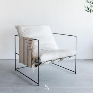 Serenity Silhouette Chair
