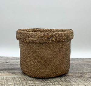 Stout Sea Grass Basket