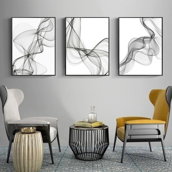 Frequency Print Wall Art
