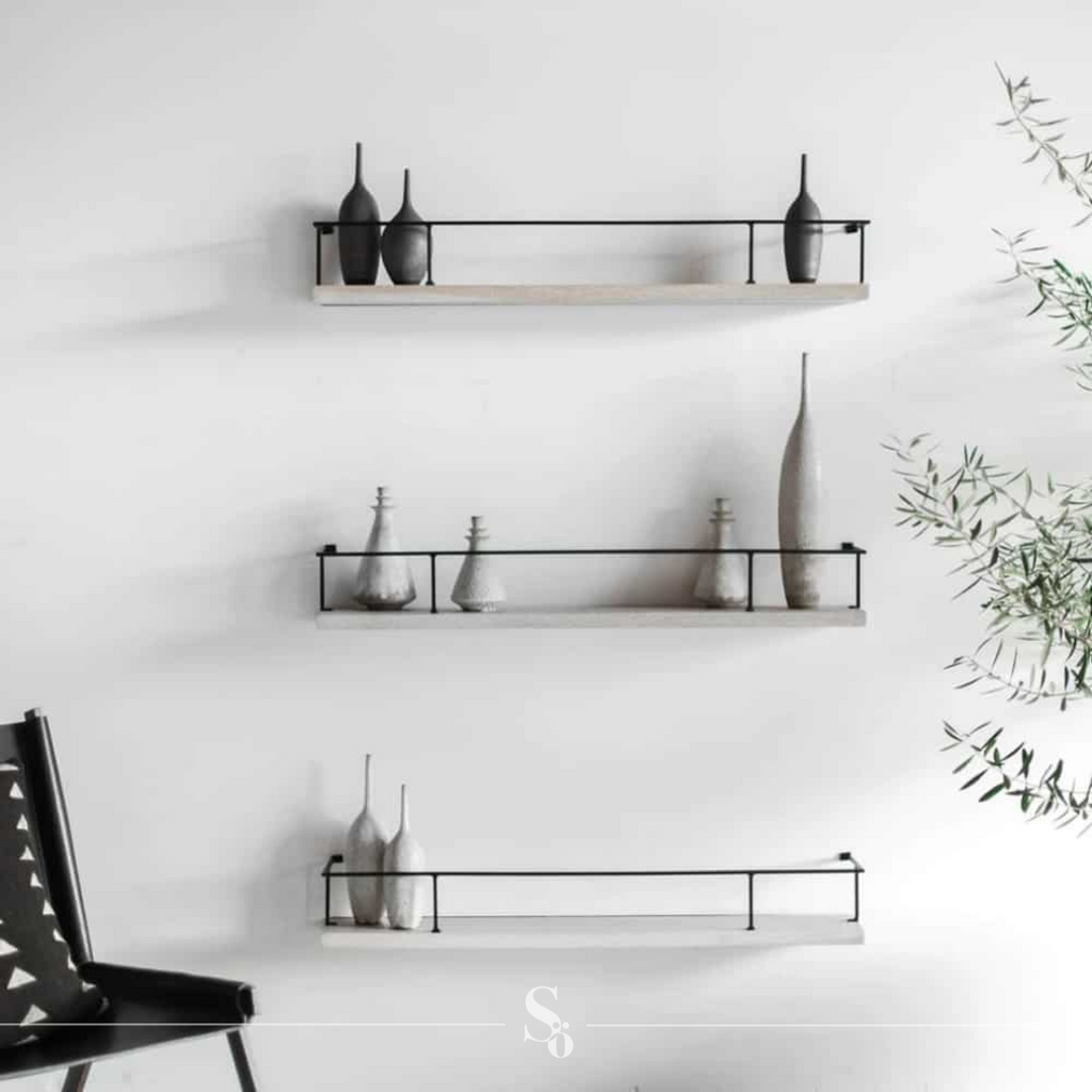 Caleb Wall Decor Shelf