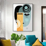 Abstraction Wall Art
