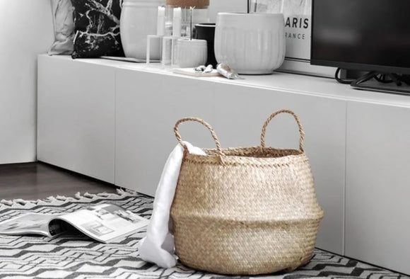 Baskets, Sea-grass