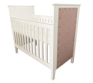 Alex Baby Cot with Upholstery
