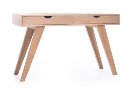 Scandi Wooden Desk | Console