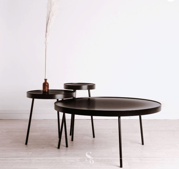 Selina Coffee Tables– Set of 3