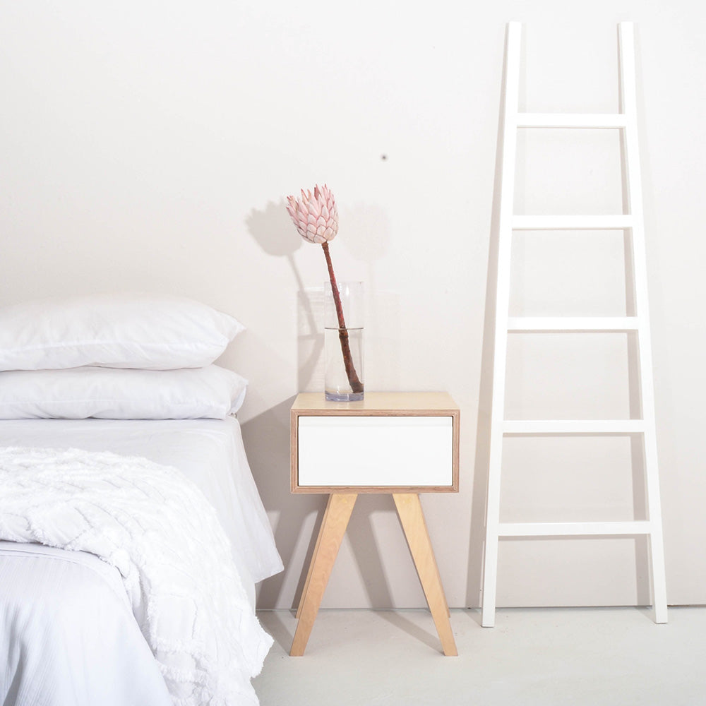Decor Leaning Wall Ladder 2