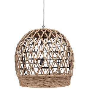 Dome Large Pendant- Natural