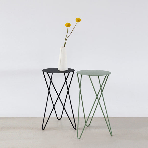 Steel Planter Stand - Various Colours