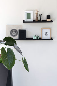 Steel Decor Shelf