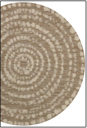 Spiro Round Rug (Indoor or Outdoor)