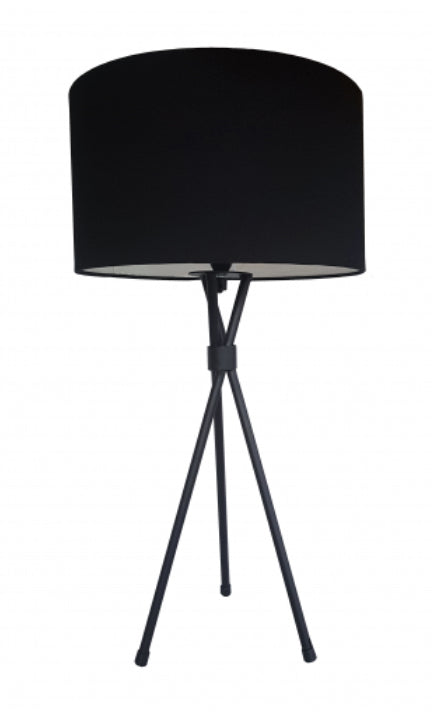 TRIPOD MILD STEEL TABLE LAMP