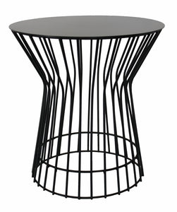 Drum Side Table -Various Colours Available