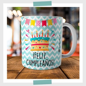 "Mug: "" Que este día sea memorable  """