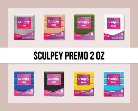Sculpey Premo 2 oz - The Clay Republic