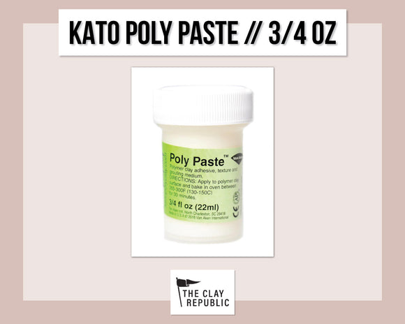 Kato Poly Paste - 3/4 oz