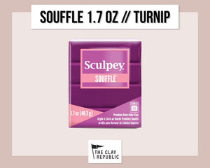 Sculpey Souffle 1.7 oz - Turnip