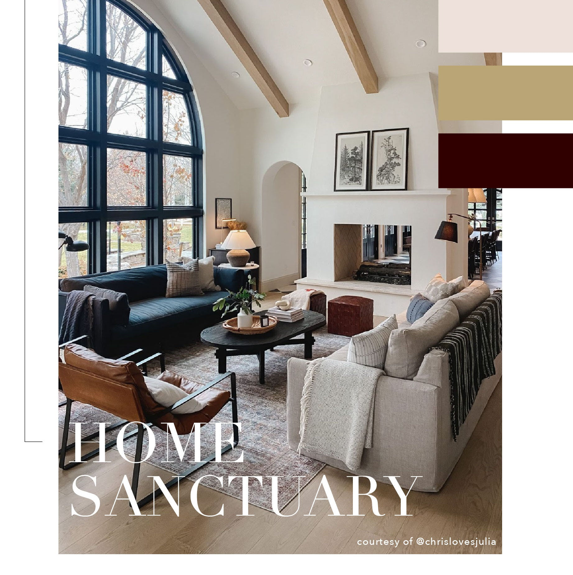 Royals Trend Report: Building Your Home Sanctuary