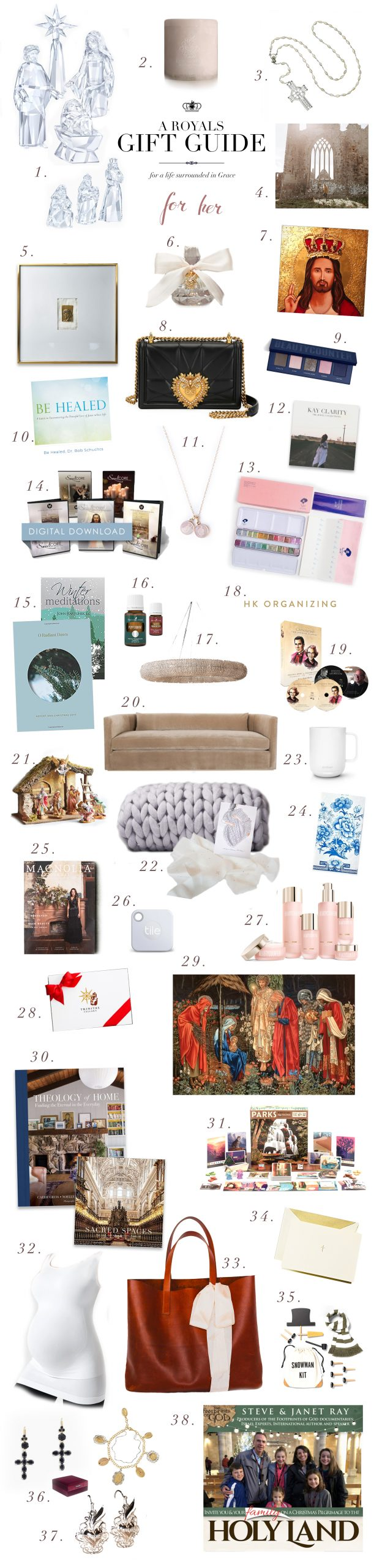 2019 Gift Guide - For Her
