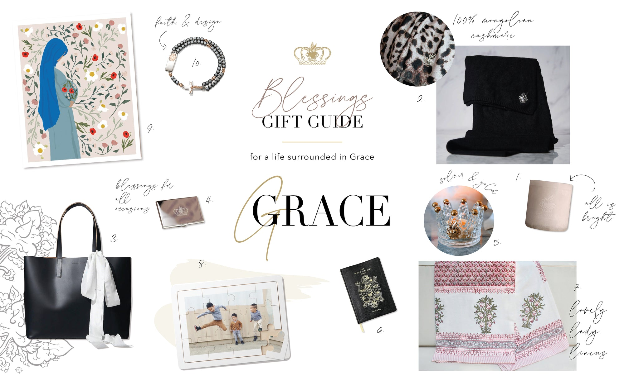Blessings Gift Guide: Grace