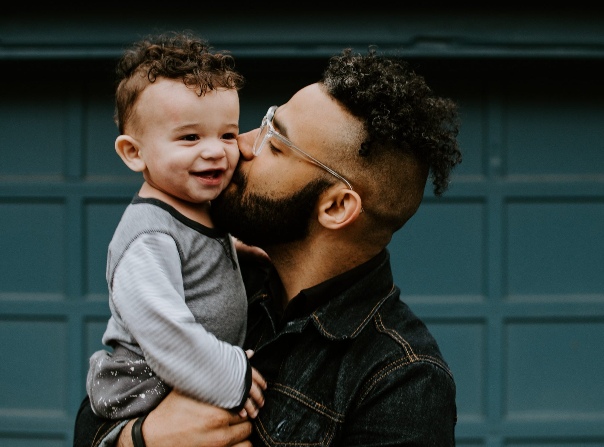 The Spiritual Experience of Watching Your Son Become a Father