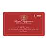 Give Them the Royal Experience - The House of Royals Gift Card