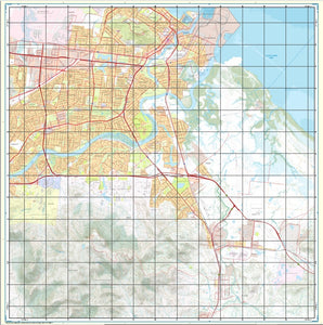 1:25 000 Topographic Maps M to Z