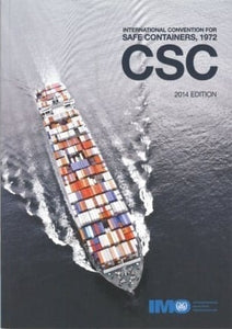 IMO282E International Convention for Safe Containers (CSC) 2014