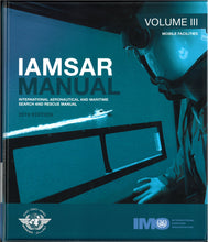 Load image into Gallery viewer, IMO962E IAMSAR Manual Vol III 2019