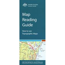 How to read a map:  Map reading guide
