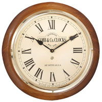 Load image into Gallery viewer, Railway Clocks