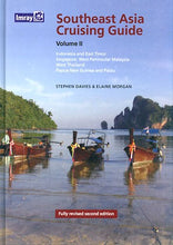 Load image into Gallery viewer, Southeast Asia Cruising Guide Vol II